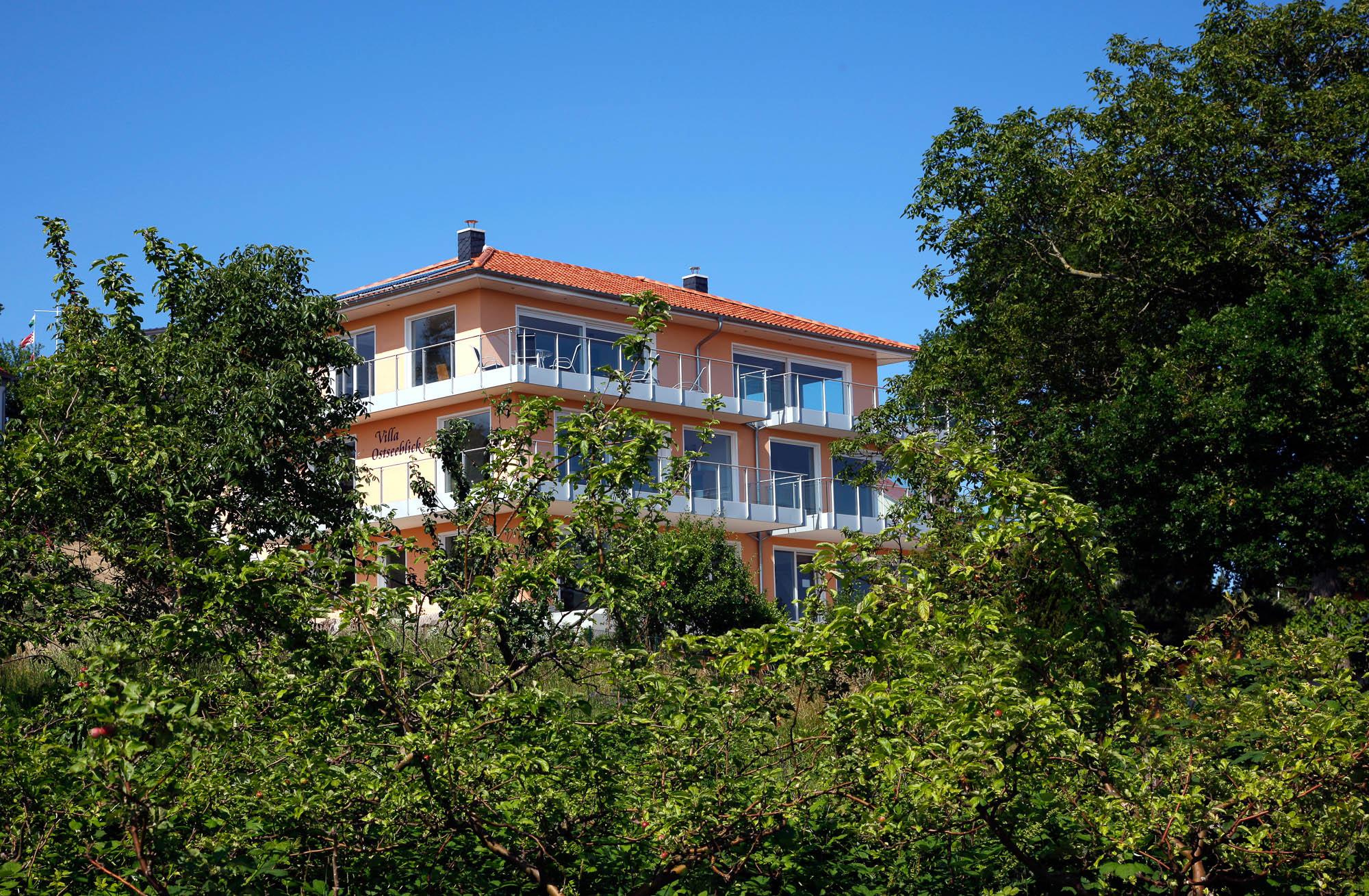 Villa Ostseeblick Rügen